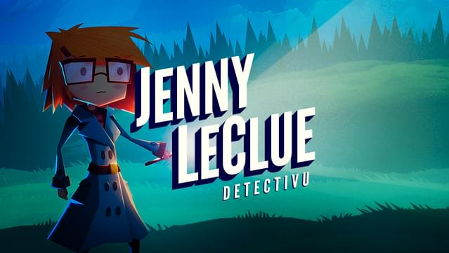 Promo for Jenny LeClue: Detectivu
