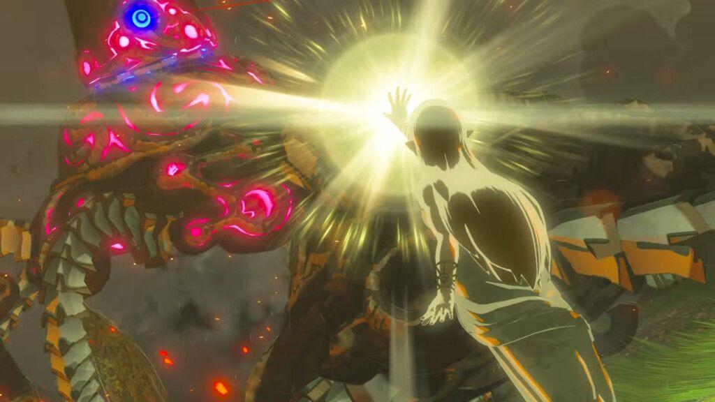 Zelda vs Guardian