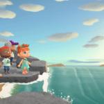 Animal Crossing: New Horizons beach