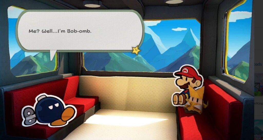 Meet Bob-omb